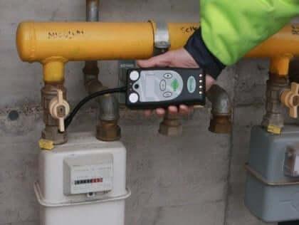 Diagnostic installation gaz contrôle fuite